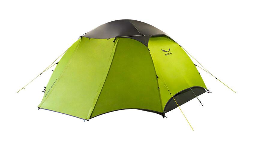 Salewa Sierra Leone III Tent cactus/grey